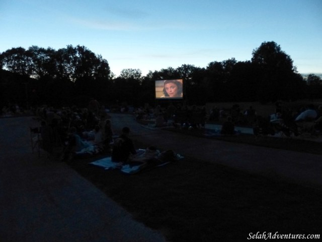 River Ridge Golf Course Movies on the Green