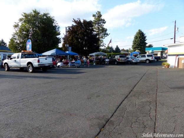 Selah's Wednesday Market