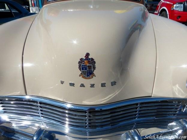 King's Row Skewered Apple Car Show