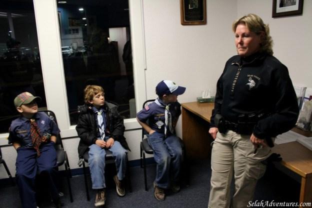 Selah Cub Scout Pack 276 / Selah Police