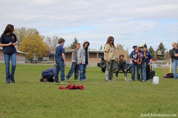 Cub Scouts Rocket Day
