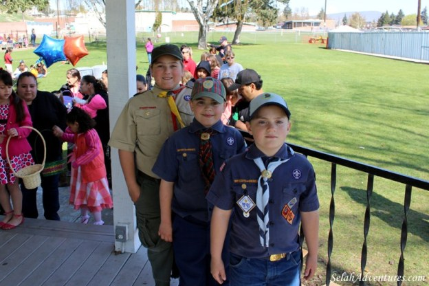 Scouts that did