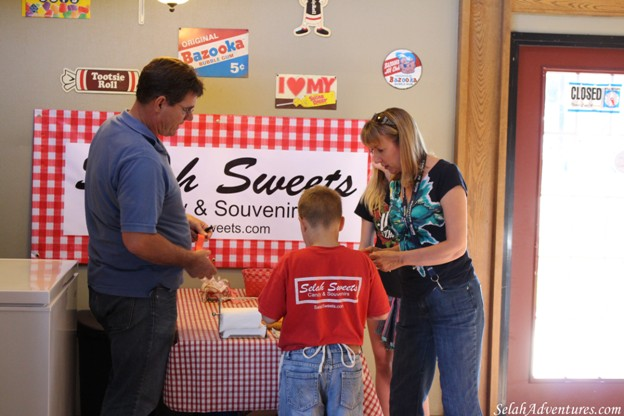 Selah Sweets and Bruce Sears State Farm