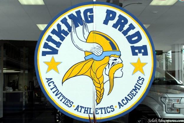 Selah Viking Pride