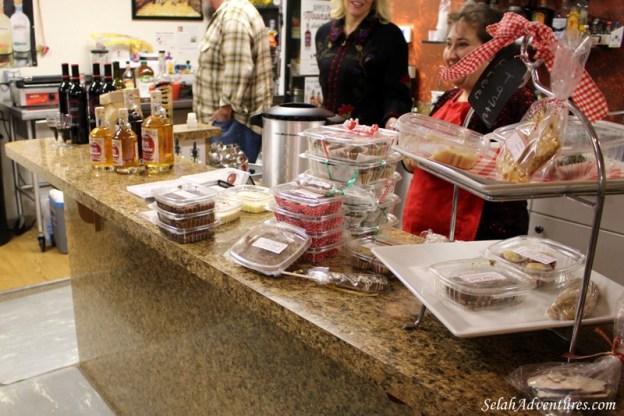 Wine & Chocolate in Selah