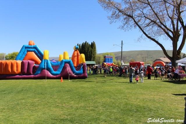 Selah Spring Break Bounce Party