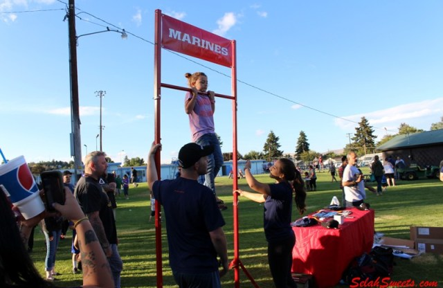 National Night Out in Selah