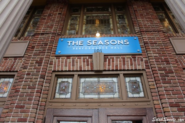 The Seasons Performance Hall