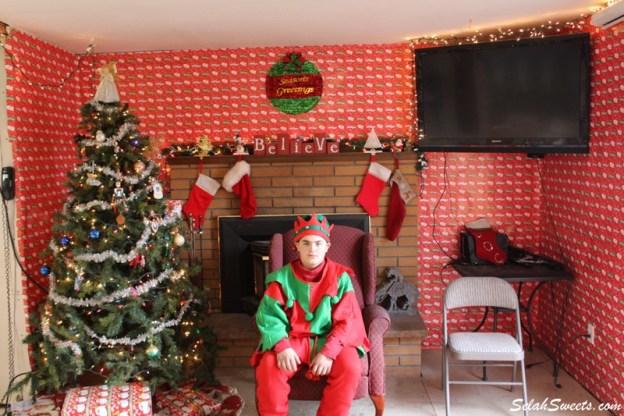 Christmas at Selah Sweets