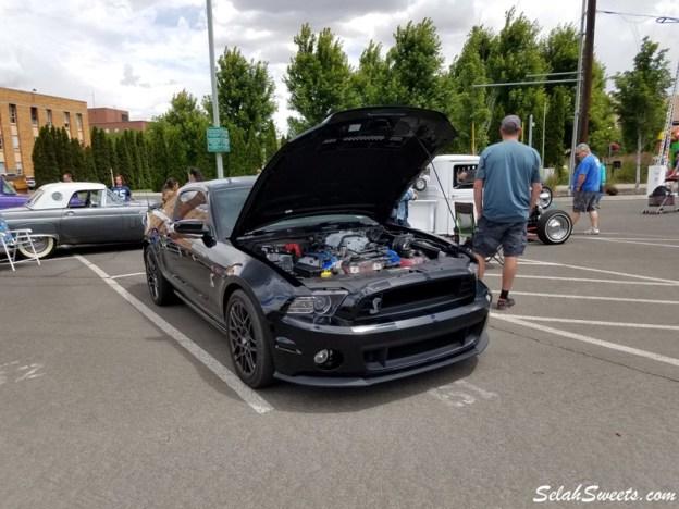 Ron Bonlender Car Show