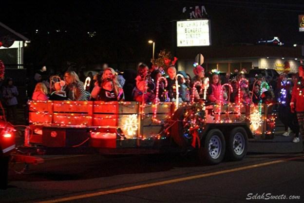 Selah Lighted Christmas Parade
