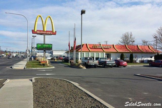 Selah McDonald's