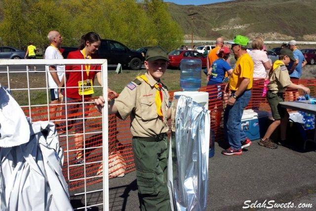 Yakima River Canyon Marathon