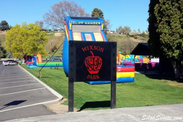 Spring Break Bounce Party at Wixson Park