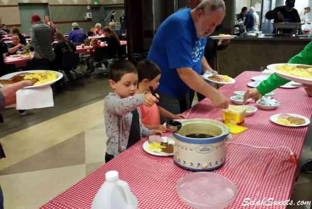 Kiwanis Club of Selah Pancake Feed