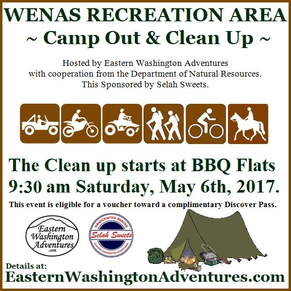 Wenas Clean Up