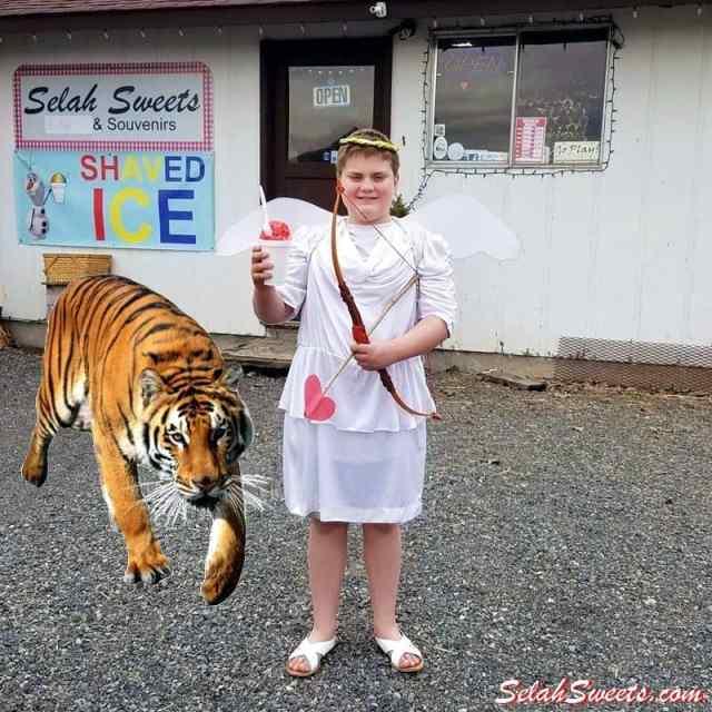 Tigers Blood