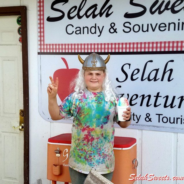 Selah Sweets Shaved Ice