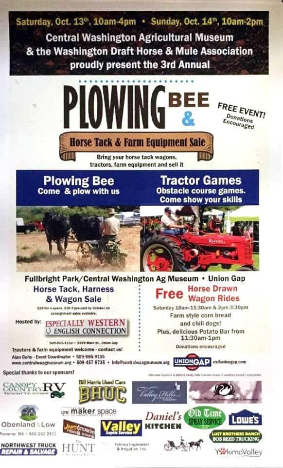 Plowing Bee