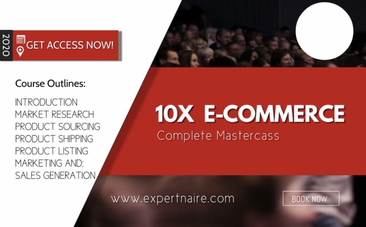 complete e-commerce course