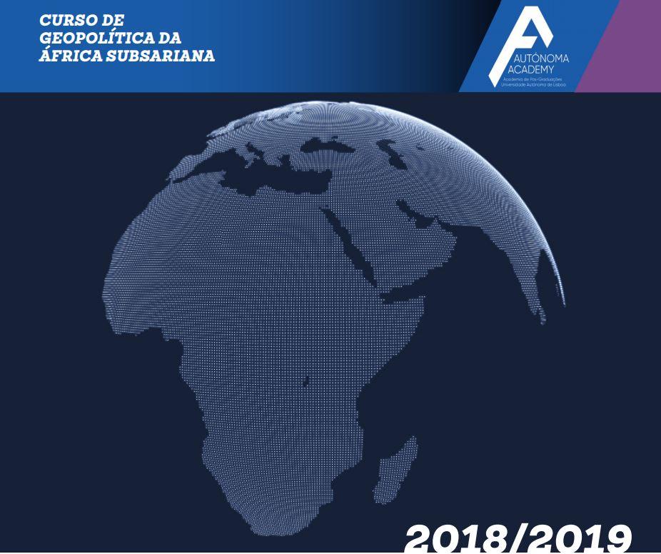Inscrições abertas para o curso de Geopolítica da África Subsariana