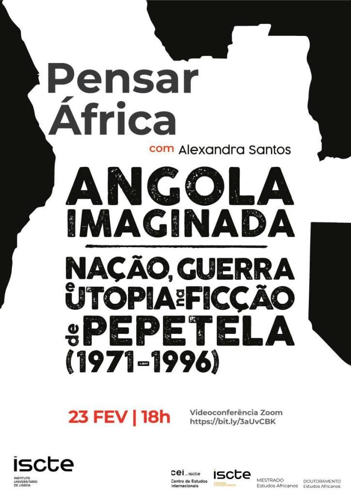 23 FEV | Pensar África com Alexandra Santos