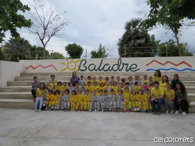 Excursió a la Granja Escola de Baladre