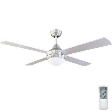 Brilliant Tempo Ceiling Fan With Light And Remote 48  tempo ceiling fan