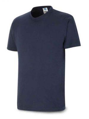 camiseta manga corta uniforme