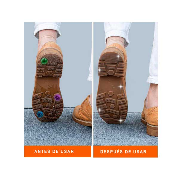 uso alfombra desinfectante