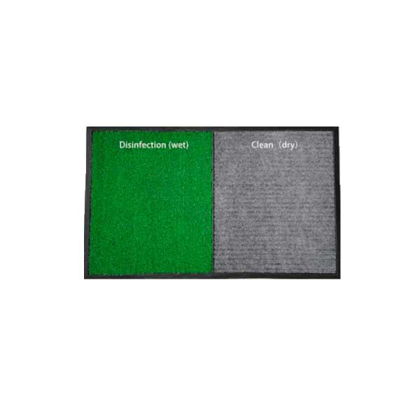 alfombra desinfección