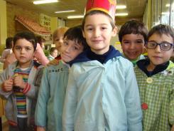 Alejandro 6 anos