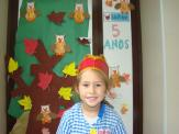 ARANCHA 5 ANOS