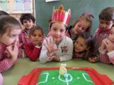 Darío 5 anos
