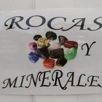 MINI MUSEO DE ROCAS Y MINERALES