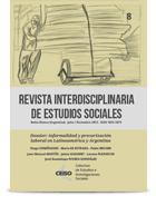 Revista Interdisciplinaria de Estudios Sociales 8