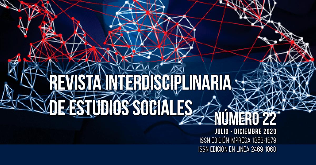 Revista Interdisciplinar de Estudos Sociais N ° 22
