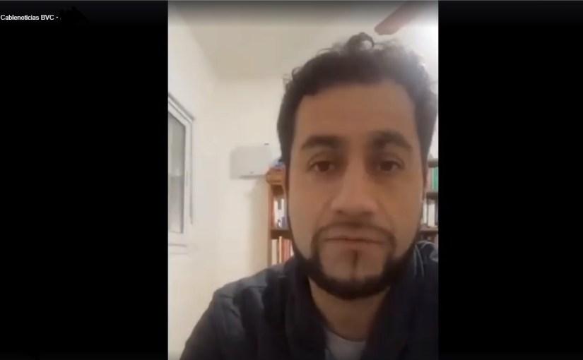 Pablo Becher | Encuesta sobre docentes y la situación del dictado de clases virtuales