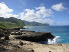 Fantastisk utsikt! Det er dette som er Hawaii