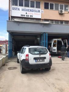 römorku taşıma için çeki demiri montajı takılması + araç proje Ankara