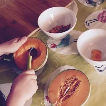 Cuisiner pour apprendre à reconnaître un aliment