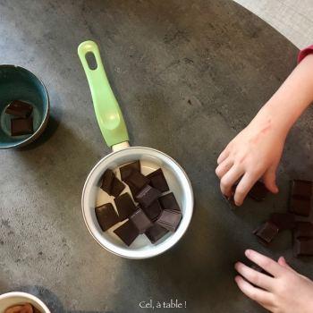 compter les carrés de chocolat