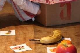 devinettes tactiles de fruits