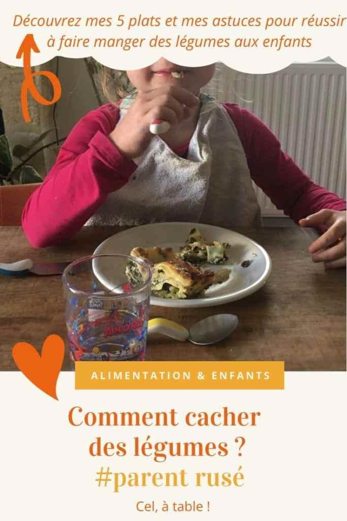 5 plats où cacher des légumes (pour parents rusés et enfants récalcitrants)
