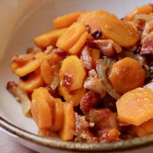 fondue de carottes