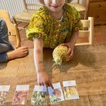 Atelier du goût pour les enfants à la découverte des légumes de l'automne