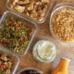 Comment s'organiser en cuisine pour manger sainement, quand on n'a pas le temps ?!