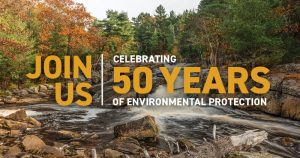 Join Us in Celebrating 50 Years of Environmental Protection!