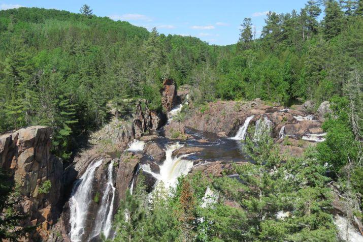 Chapleau_waterfall
