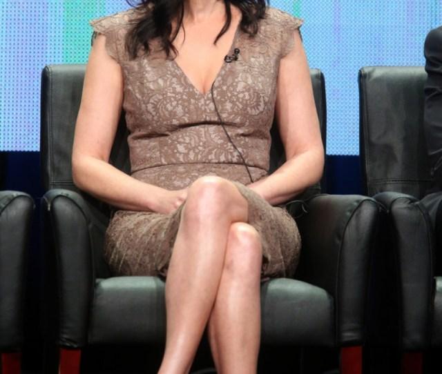 Paget Brewster Legs